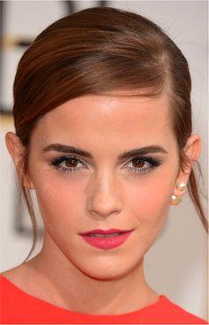 As melhores maquiagens do Golden Globe 2014 - Fashionismo