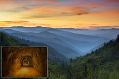 Massive Network of Moonshiner Tunnels Discovered Under the Smoky Mountains