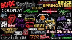 Rock Band Logo Collage Animated Logo Video Tools at www.assuredprofits.com/videotools