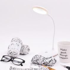 Tischlampe für die Handarbeit (Rund) Zubehör & Kurzwaren Hobbii Giveaway, Table Lamp, Lighting, Home Decor, Winter Time, Round Round, Handarbeit, Table Lamps, Decoration Home