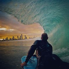 Grant Davis on the Gold Coast