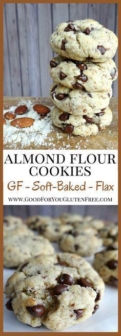 Three-Bite Almond Flour Cookies