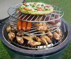 Why You Should Use the Big Green Egg Accessories?