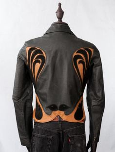 East West Musical Instruments Swan jacket (back)