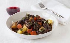 Epicure's Paris Bistro Beef Ragout