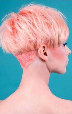 Peachy Pink Pixie