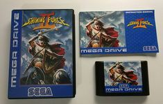 "Sega Megadrive: Shining Force II (PAL)  Probably just like me when you get asked ""What's your favourite game of all time?"" you find really hard to answer. There have been many many great games along the years to mention only one.  However if I had to take the difficult choice I'd answer ""Shining Force II"". This game means a lot to me. Played it many times with my sister learned a lot of English enjoyed it as I never enjoyed a game. I still get emotional when listening to its music.  This…"