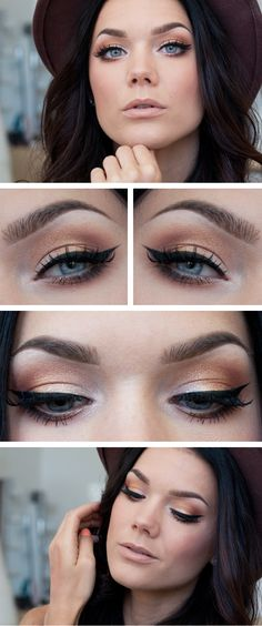 Todays Look : Event -Linda Hallberg (a beautiful coppery color) 06/19/13…