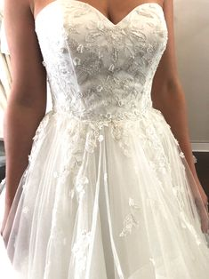Wedding Dress Shopping at Malindy Elene in Tampa, FL (Anne Barge Blue Willow 'Anya') Anne Barge, Stunning Wedding Dresses, Wedding Dress Shopping, Lace, Beautiful, Fashion, Moda, Fashion Styles, Luxury Wedding Dress