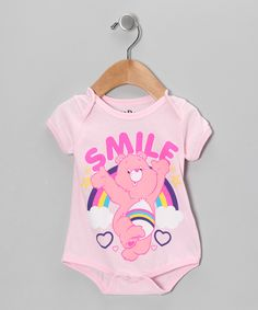 Light Pink Care Bears Bodysuit - Infant | Daily deals for moms, babies and kids