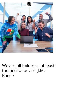 """Don't get paralyzed by failure, learn from it. Make sure to check our board on """"Failure Quotes"""" to keep learning from it. Technology Tools, Business Technology, List Of Resources, Failure Quotes, Try Something New, Business Website, Good News, Entrepreneurship, All In One"""