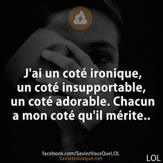 A bon entendeur. Dark Quotes, Tumblr Quotes, Some Quotes, Best Quotes, Funny Quotes, Quote Citation, Pretty Quotes, French Quotes, Magic Words