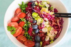 Vegan Power Buddha Bowl - Easy Recipe - Only Gluten Free Recipes