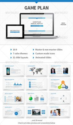 Company Portfolio Template Interesting Beyond Bullet Points Using Microsoft® Powerpoint® To Create .