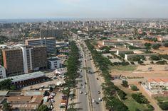 urbanafricancities:  Luanda Angola Africa