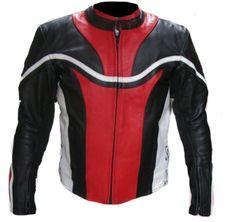 cheap for discount 1d353 c1e42 Bmw Lederjacke, Leder Jacke Schwarz Weiß Rote Farbkombination Ist Sehr  Interessant Und Gut, Beste