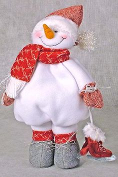 Funny snowmen. | Ideas for you. Recipes,crafts,decor.