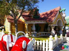 Mickey's House, Disney