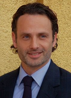 Andrew Lincoln (born Andrew James Clutterbuck; 14 September 1973) is an English actor. Description from pixgood.com. I searched for this on bing.com/images