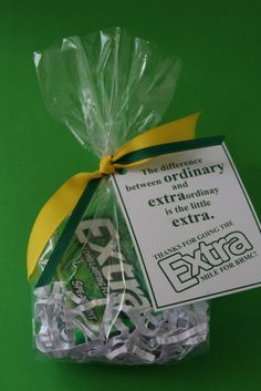 Great idea for a little gift