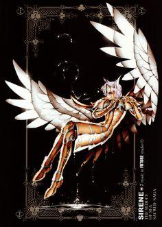 Saint Seiya, Sacred Saga, Siren Sorrento
