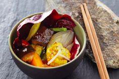 Curry de légumes.. Publié par Pierre Sang Boyer. Retrouvez toutes ses recettes sur youmiam.com.