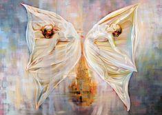 Ks Games Kelebek Etkisi 2 Parça Puzzle) Butterfly Effect, Modern Art, Abstract, Artwork, Painting, Beautiful, Ali, Recherche Google, Papillons