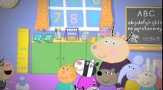 Peppa pig Castellano Temporada 3x20   El dia del talento