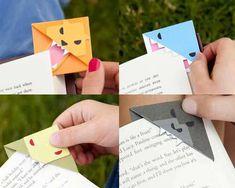 【10分でできる!かわいい本のしおり】紙だけでつくるしおりの作り方をご紹介!