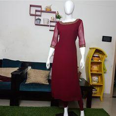 Churidhar Designs, High Neck Dress, Dresses With Sleeves, Long Sleeve, Fashion, Turtleneck Dress, Moda, Sleeve Dresses, Long Dress Patterns