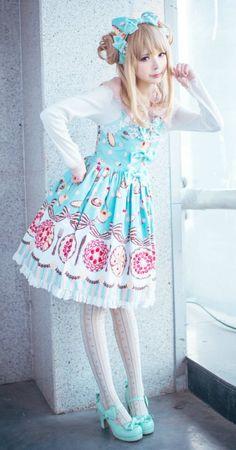 lolita posts - FASHION GIRL