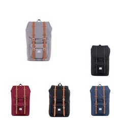 Herschel #little america #fully lined rucksack backpack 20(h) x 10(w) x #5(d), 23,  View more on the LINK: http://www.zeppy.io/product/gb/2/162368866845/