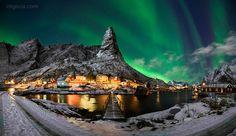 Reine, Norway by inigo cia on 500px