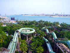 Aquaventure at Atlantis the Palm