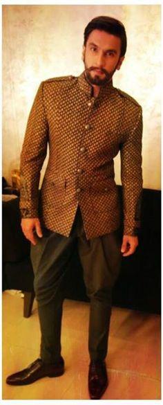 Ramp to Reality: Ranveer Singh in Sabyasachi   MissMalini