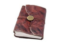 Lederbuch Magma Celtic Knot Gold Tagebuch Notizbuch XXL gm-in-mag-311