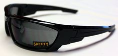 Undercover Eyewear Safety Gasket: High-Definition lens technology.  Optically-correct decentered lens.  Shatterproof polycarbonate construction.