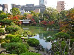 Bonsai - Parque em Kobe (Japão)