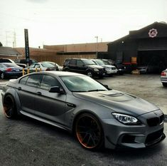 Sick-lookin BMW M6