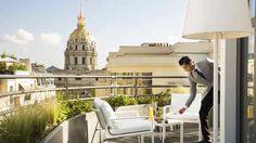 Luxushotels Paris