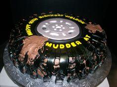 Birthday Cakes for Boys Boys 16th Birthday Cake, Birthday Parties, Birthday Cakes, Birthday Ideas, Tire Cake, Cake Factory, Cake Decorating, Decorating Ideas, Cakes For Boys