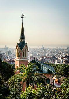 #Architecture #Gaudi #Barcelona #Spain