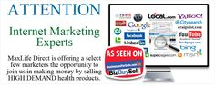 Attention Health Care Professionals Facebook Marketing, Internet Marketing, Marketing Professional, Health And Wellbeing, Health Care, How To Make Money, Weight Loss, Personal Care, Reading