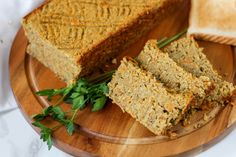 Pasztet z soczewicy z marchewką ⋆ M&M COOKING Cornbread, Food Inspiration, Banana Bread, Food And Drink, Lunch, Baking, Ethnic Recipes, Desserts, Diet