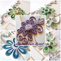 Moje Kreacje - blog Grażyny: Kwiaty, kwiaty, kwiaty .... / Flowers everywhere ....
