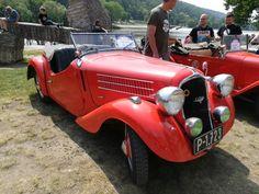 1936 Skoda Popular Roadster