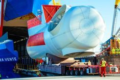 """Siemens Gamesa fully implements its """"roll-on, roll-off"""" offshore logistics concept"""