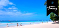 Find out the top 5 things to do in Boracay — one of the world's best island destinations famed for its sandy white beaches!