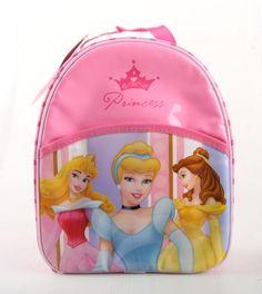 Disney Princess Girls Insulated Lunch Bag Kids Snack Box Bag USA SHIP #Princess