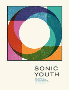 Sonic Youth by Lil Tuffy